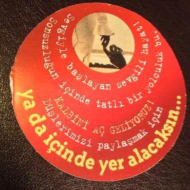 Ekim 1997'de Emek Sineması'ndaki Yeni Türkü konseri yeni bir başlangıçtı
