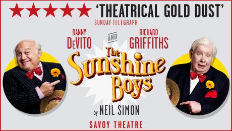 Londra'da Güneş Çocuklar'ı Danny de Vito ve Richard Griffiths'te izledikten sonra, Zeki-Metin'li bir prodüksiyonu daha da fazla istemiştim.